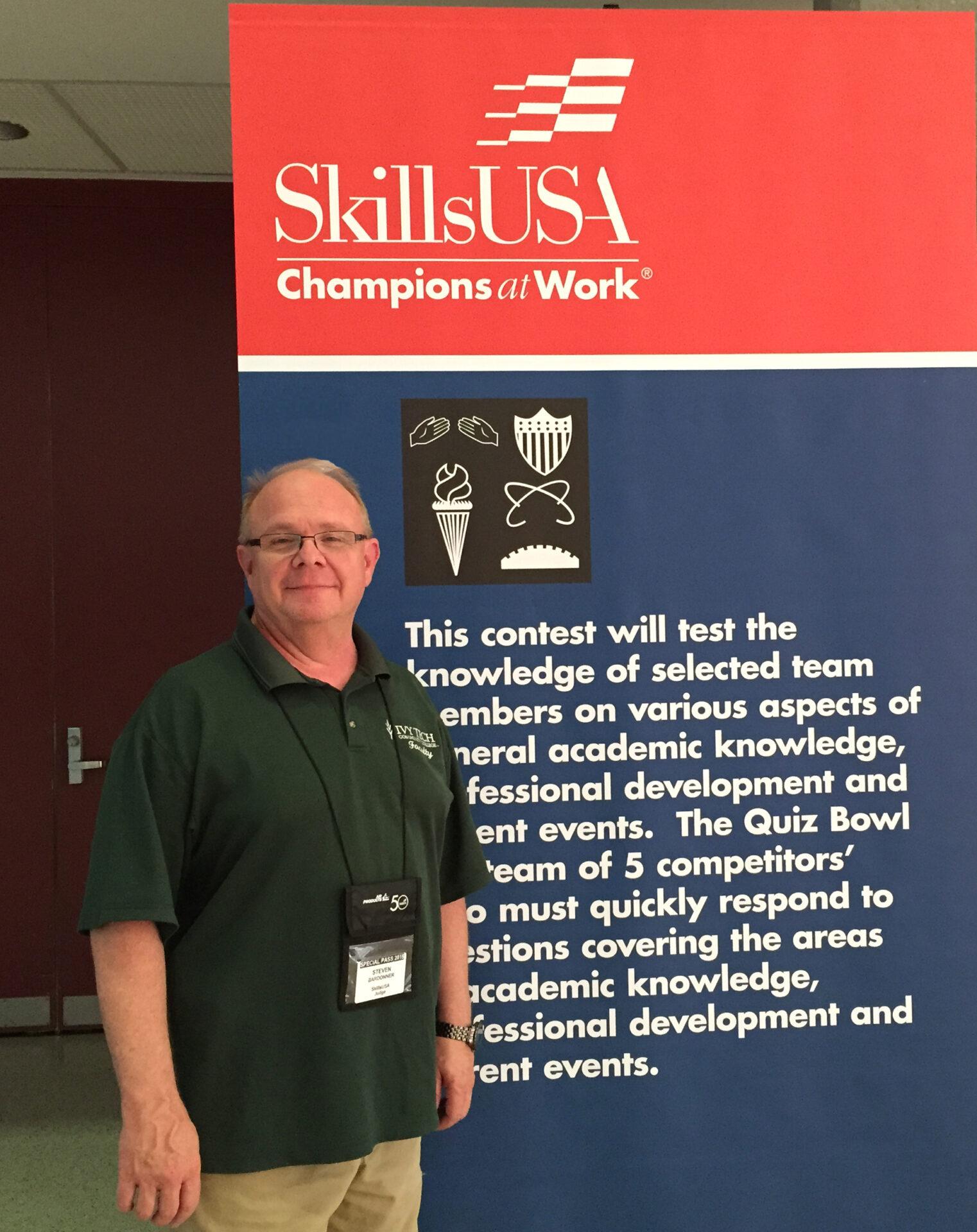 Steve Bardonner SkillsUSA