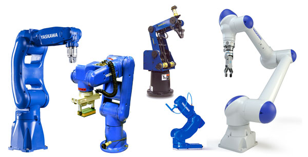 Industrial Robotics Intelitek