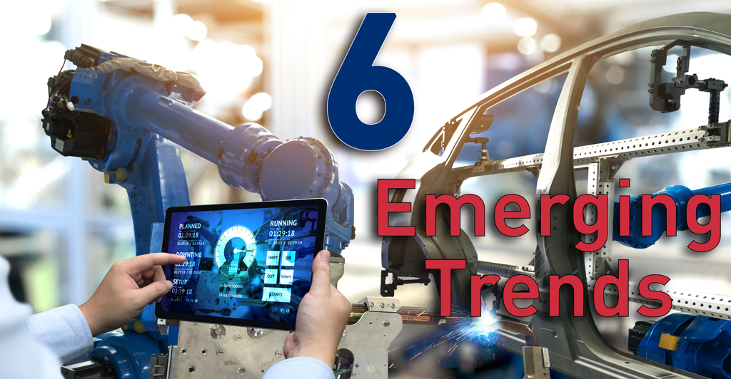 6 Emerging Trends to Highlight in Manufacturing Education