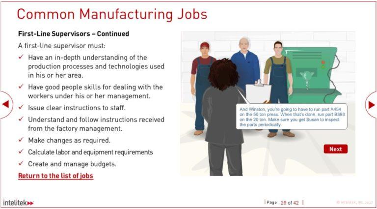 Manufacturing Fundamentals