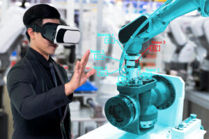 Industry 4.0 Digital Twinning