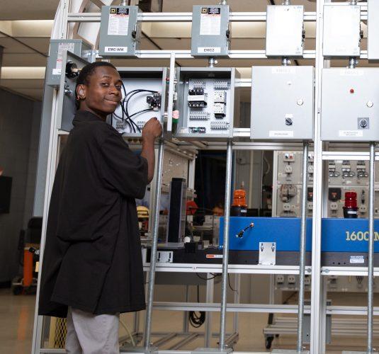 Orange Tech Orlando Intelitek Mechatronics