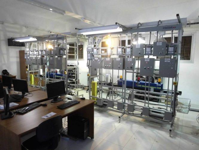SNPP San Lorenzo Intelitek Maintenance Cell