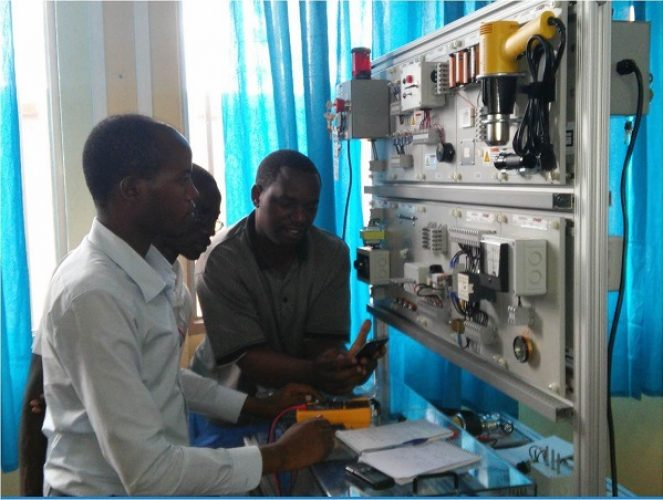 Intelitek Burundi UGL