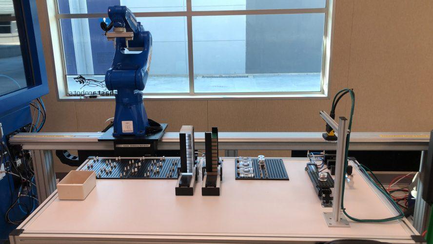 Shasta Manufacturing Program